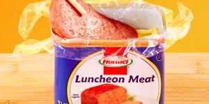 자취러의 고기요리 : 런천미트레시피