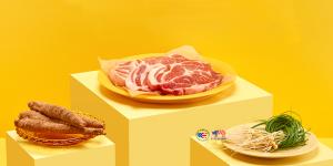 미국산 돼지고기와 어울리는 봄 제철 음식